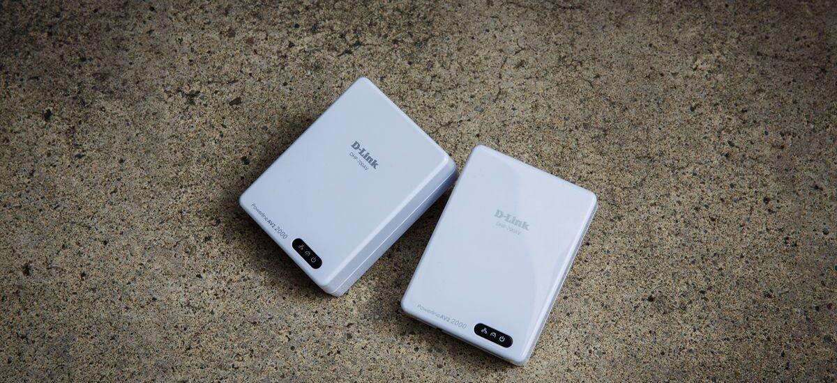 Dlink DHP-701AV wireless powerline