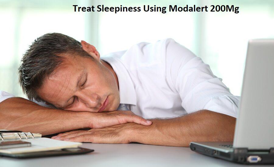 Treat Sleepiness Using Modalert 200Mg