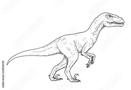 dinosaur-drawing