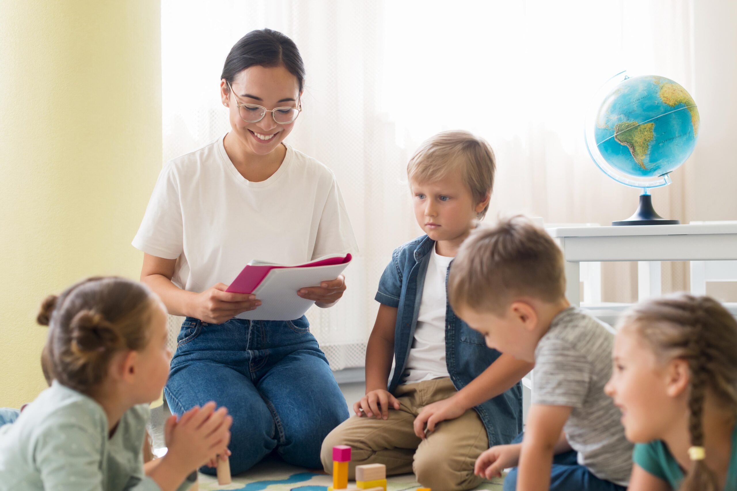 Comprehensive Guide To Starting An Auspicious Career With Child Care Certification